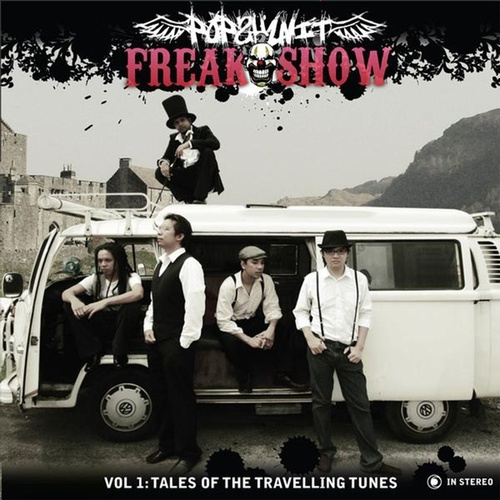 Freakshow Vol 1: Tales Of The Travelling Tunes de Pop Shuvit