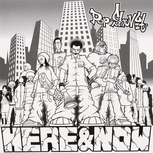 Here & Now de Pop Shuvit
