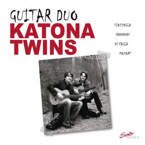 Piazzolla, Granados, de Falla, Mozart von Katona Twins