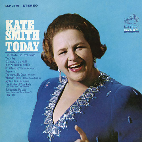 Today by Kate Smith