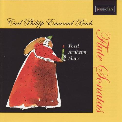 Bach: Flute Sonatas von Yossi Arnheim