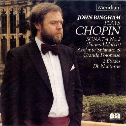 John Bingham Plays Chopin de John Bingham