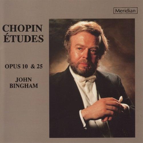 Chopin: Études, Opus 10 & 25 de John Bingham