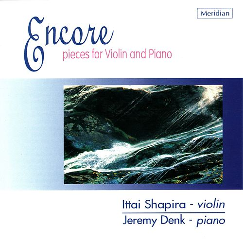 'Encore' Pieces for Violin and Piano by Jeremy Denk