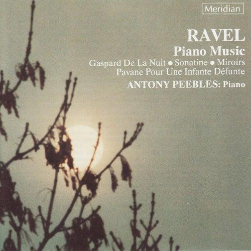 Ravel: Piano Music von Antony Peebles