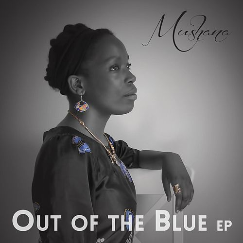 Out of the Blue - EP von Mushana
