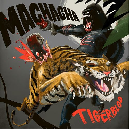 Tigerblod by Machacha