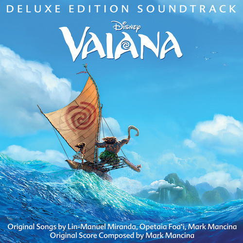Vaiana (English Version/Original Motion Picture Soundtrack/Deluxe Edition) by Various Artists
