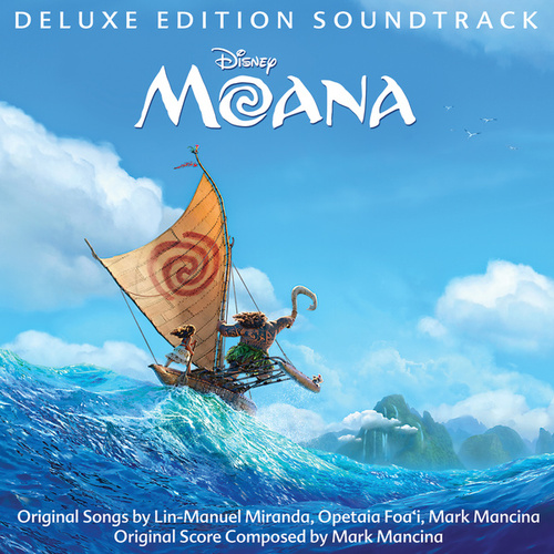 Moana (Original Motion Picture Soundtrack/Deluxe Edition) de Various Artists