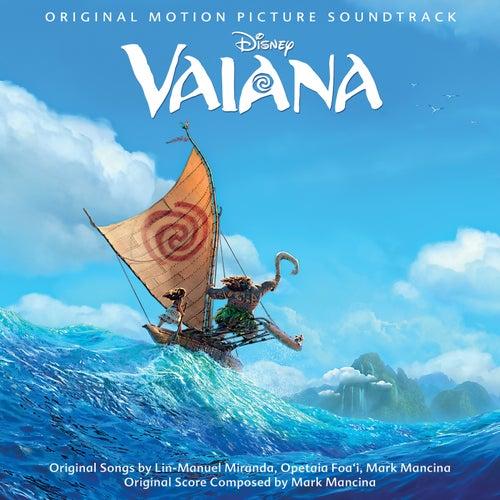 Vaiana (English Version/Original Motion Picture Soundtrack) de Various Artists