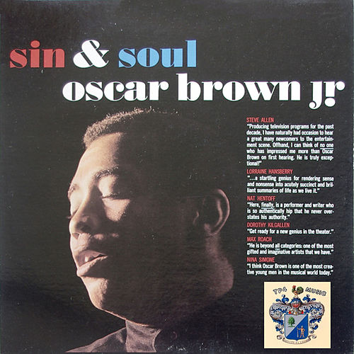 Sin and Soul by Oscar Brown Jr.