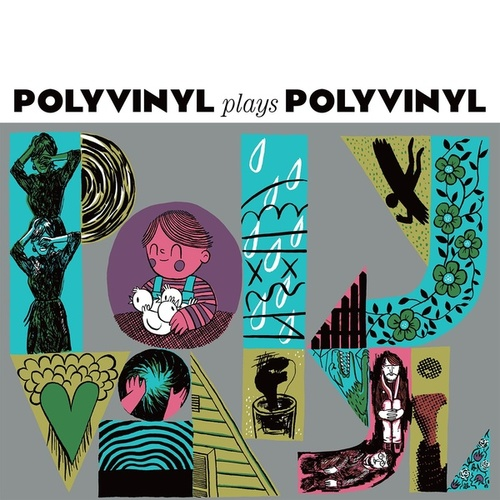 Polyvinyl Plays Polyvinyl di Various Artists