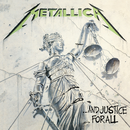 ...And Justice For All van Metallica