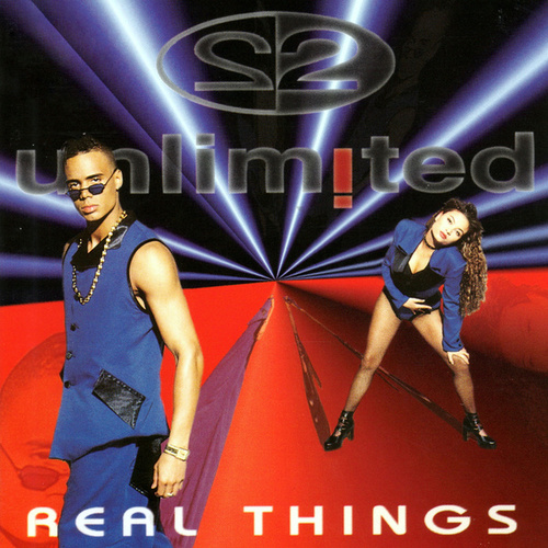 Real Things by 2 Unlimited