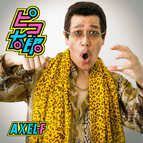 PPAP vs AXEL F. by Pikotaro