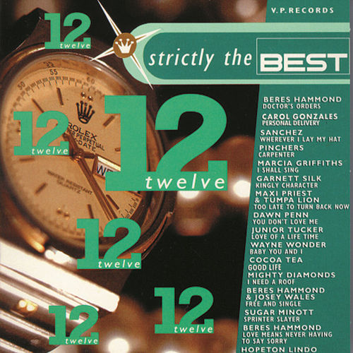 Strictly The Best Vol. 12 by Various Artists