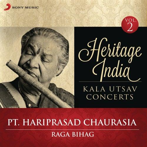 Heritage India (Kala Utsav Concerts, Vol. 2) [Live] de Pt.Hari Prasad Chaurasia
