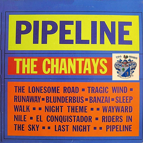 Pipeline de The Chantays