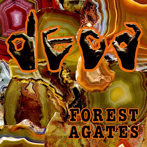 Forest Agates by Deca