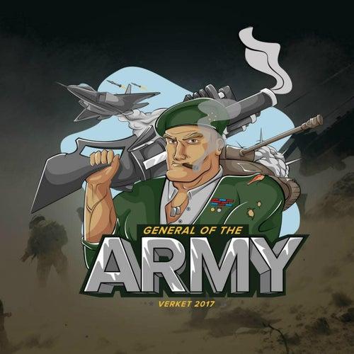 General of the Army (Norwegian Russ 2017) [feat. Tony Koma] de Mangoo