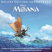 Moana by Various Artists