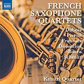 French Saxophone Quartets by Kenari Quartet