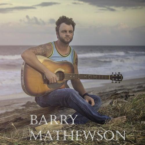 Little Surf Town by Barry Mathewson