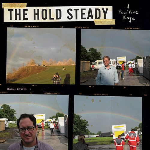 A Positive Rage de The Hold Steady