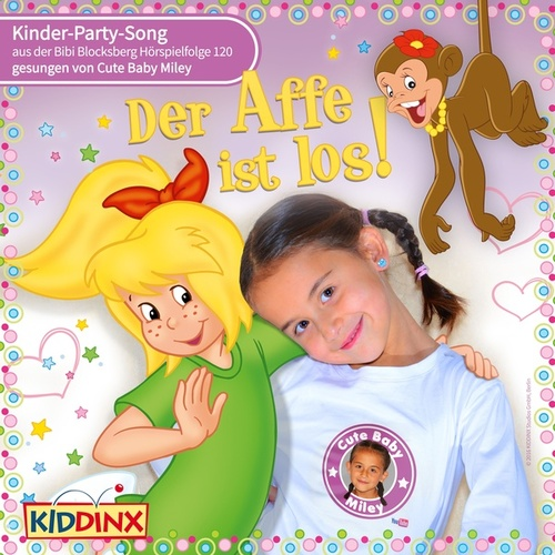 Partysong: Der Affe ist los (gesungen von Cute Baby Miley) von Bibi Blocksberg