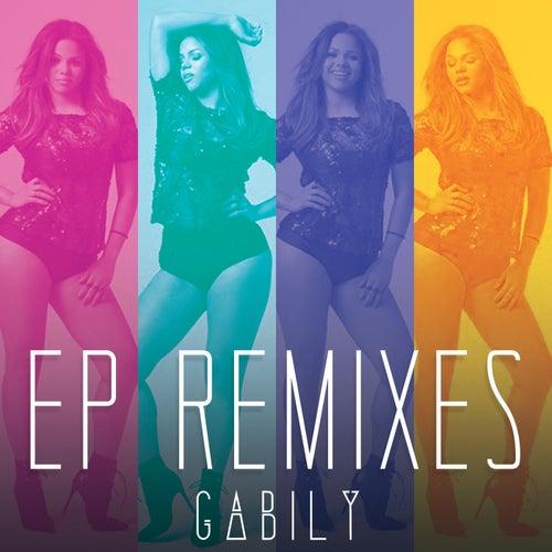 EP Remixes de Gabily