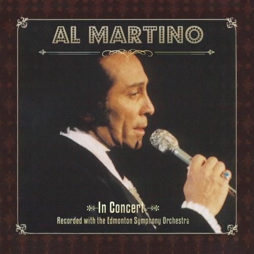 Live In Concert by Al Martino
