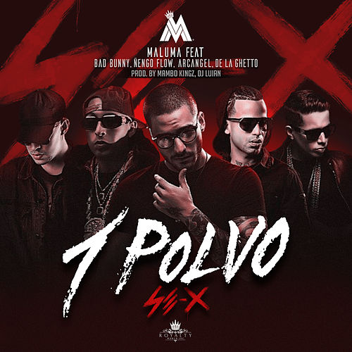 Un Polvo by Maluma