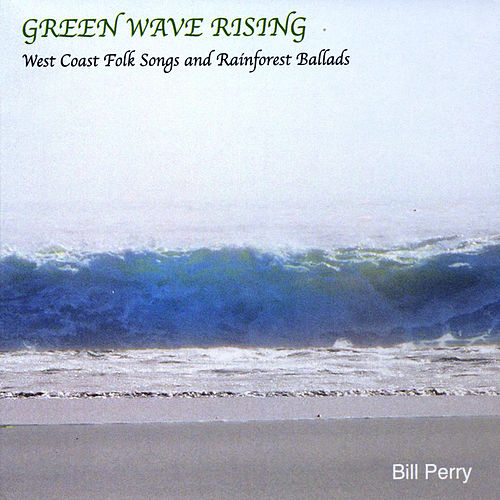Green Wave Rising by Bill Perry