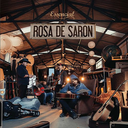 Essencial - Ao Vivo by Rosa de Saron