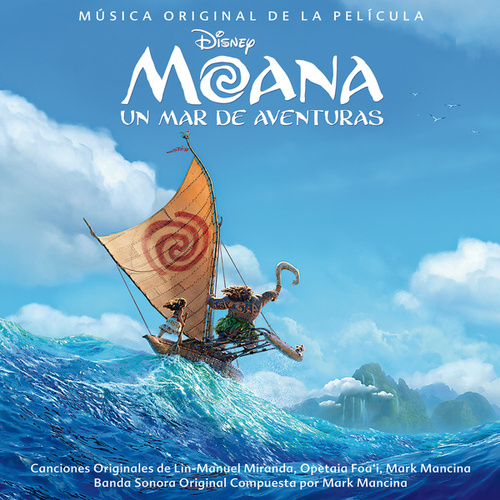 Moana: un mar de aventuras de Various Artists