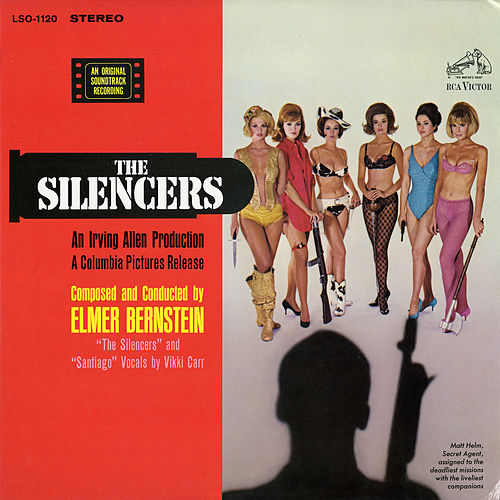 The Silencers (Soundtrack) von Elmer Bernstein