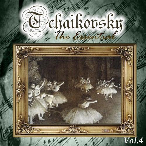 Tchaikovsky - The Essential, Vol. 4 by Sinfonieorchester des Südwestfunks Baden-Baden