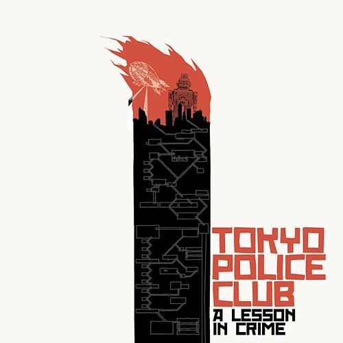 A Lesson in Crime 10th Anniversary Edition de Tokyo Police Club