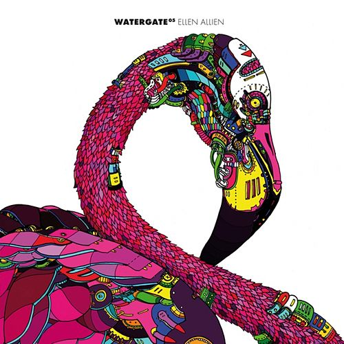 Watergate 05 - mixed by Ellen Allien de Ellen Allien