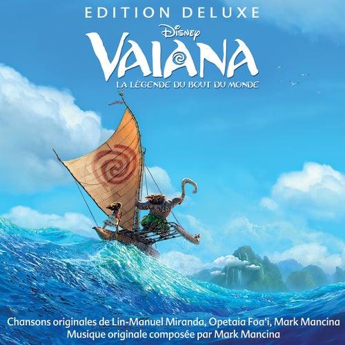 Vaiana - La Légende du Bout du Monde (Bande originale française du Film/Édition Deluxe) de Various Artists