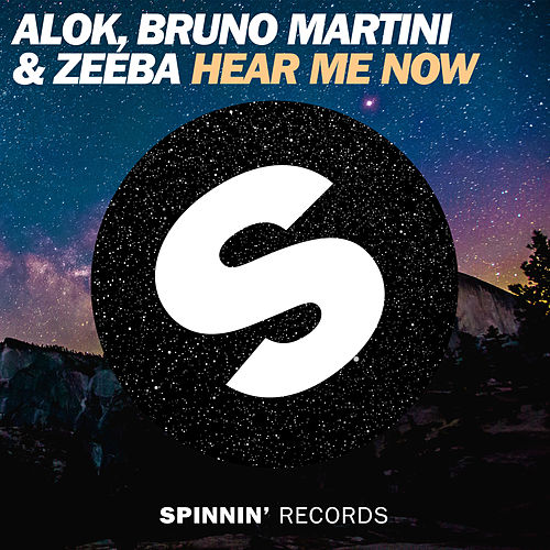 Hear Me Now de Alok