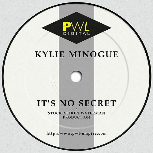 It's No Secret by Kylie Minogue