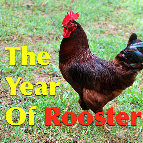 The Year Of Rooster de Various Artists