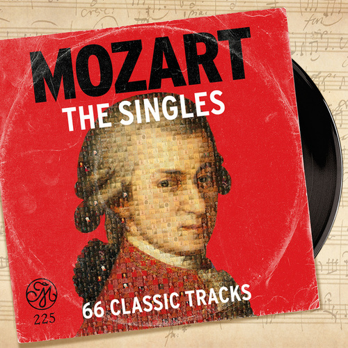 Mozart: The Singles - 66 Classic Tracks by Various Artists