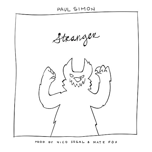 Stranger de Paul Simon