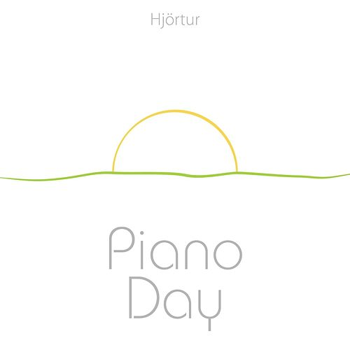 Piano Day by Hjortur