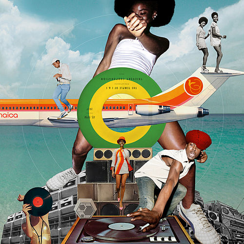 The Temple of I & I by Thievery Corporation