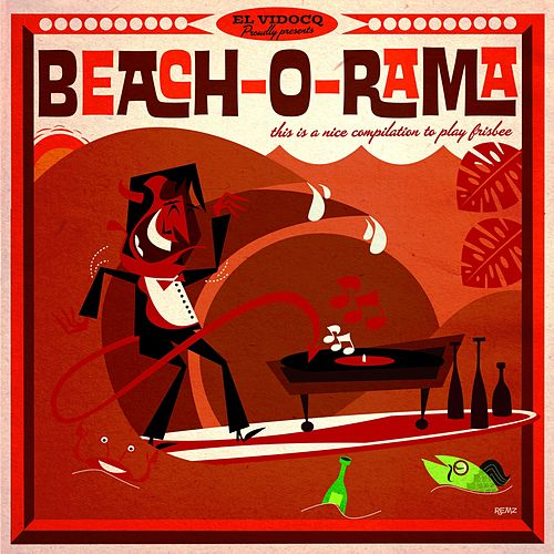 Beach-o-Rama de Various Artists