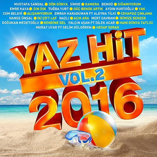 Yaz Hit 2016, Vol. 2 von Various Artists