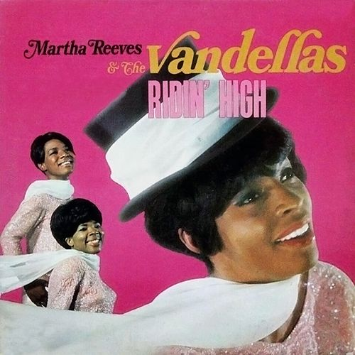 Ridin' High de Martha and the Vandellas
